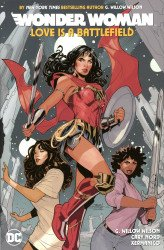 DC Comics's Wonder Woman Hard Cover # 5