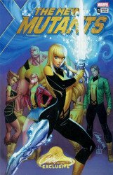 Marvel Comics's New Mutants: Dead Souls Issue # 1jsc