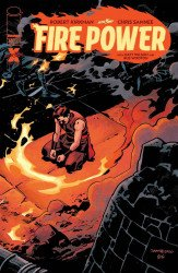 Image Comics's Fire Power Issue # 10