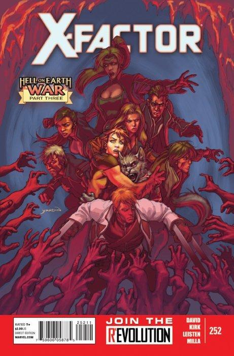 1986, Marvel Comics X-Factor #3 Direct Market Edition ~ NEAR MINT NM ~