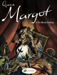 Cinebook's Queen Margot Soft Cover # 2
