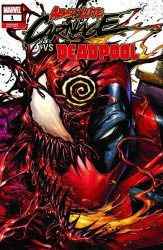 Marvel Comics's Absolute Carnage vs Deadpool Issue # 1krs-a