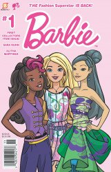 Papercutz's Barbie Issue # 1