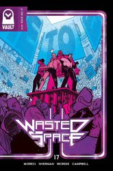 Vault Comics's Wasted Space Issue # 17