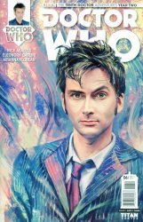 Titan Comics's Doctor Who: 10th Doctor Year Two Issue # 6