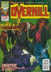 Marvel UK's Overkill Issue # 27