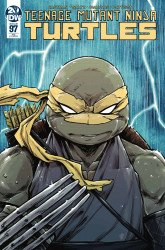 IDW Publishing's Teenage Mutant Ninja Turtles Issue # 97conquest-a