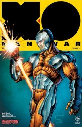 Valiant Entertainment's X-O Manowar Issue # 19bcc