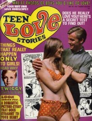 Warren Publishing Corp's Teen Love Stories Issue # 1