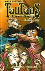 Dream Weaver Press's Tall Tails: Thieves Quest TPB # 4
