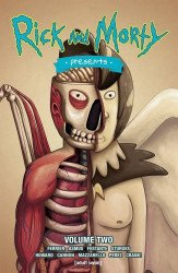 Oni Press's Rick and Morty Presents TPB # 2oni press