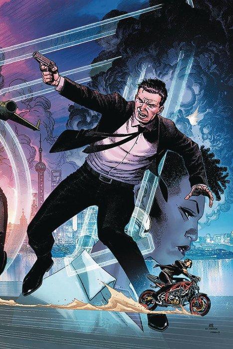 "Ian Fleming/'s James Bond 007 #4-A /""Black Box/""/> 2017 Dynamite/> VF To NM/> B /& B"