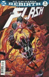 DC Comics's The Flash Issue # 30b