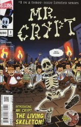 Alterna Comics's Mr. Crypt Issue # 1