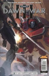 Titan Comics's Warhammer 40,000: Dawn Of War 3 Issue # 3