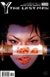 Vertigo's Y: The Last Man Issue # 31