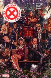 Marvel Comics's House Of X / Powers Of X  Hard Cover # 1b