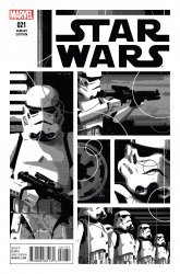 Marvel's Star Wars Issue # 21c