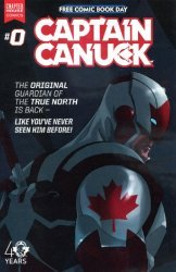 Chapter House Publishing Inc.'s Captain Canuck Issue # 0fcbd