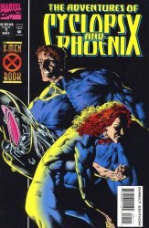 Marvel Comics's The Adventures of Cyclops and Phoenix Issue # 1
