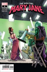 Marvel Comics's The Amazing Mary Jane Issue # 2