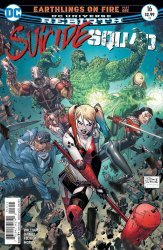 DC Comics's Suicide Squad Issue # 16