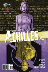 Source Point Press's Achilles Inc. Issue # 3