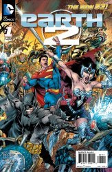 DC Comics's Earth 2 Issue # 1