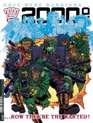 Rebellion's 2000 A.D. Issue # 2071