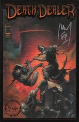 Image Comics's Frank Frazetta's Death Dealer Issue # 5e