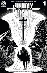 AfterShock Comics's Unholy Grail Issue # 1unknown-d