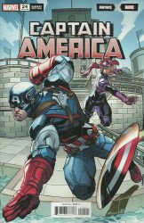 Marvel Comics's Captain America Issue # 24d