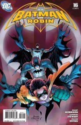 DC Comics's Batman and Robin Issue # 16