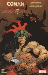 Marvel Comics's Conan: Battle for the Serpent Crown TPB # 1