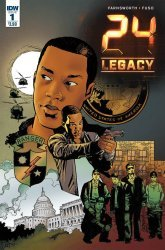 IDW Publishing's 24: Legacy - Rules of Engagement Issue # 1