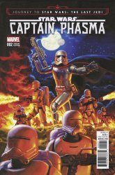 Marvel Comics's Journey to Star Wars: The Last Jedi - Captain Phasma Issue # 2b