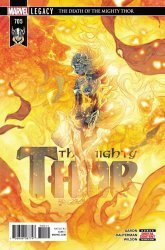 Marvel Comics's The Mighty Thor Issue # 705