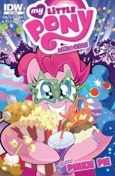 IDW Publishing's My Little Pony Micro-Series Issue # 5b