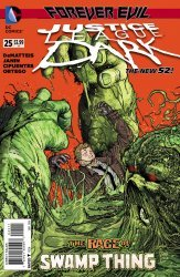 DC Comics's Justice League Dark Issue # 25