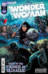 DC Comics's Wonder Woman Issue # 770