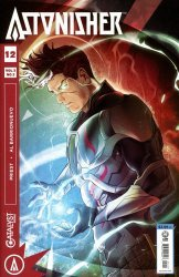 Lion Forge Comics's Catalyst Prime: Astonisher Issue # 12