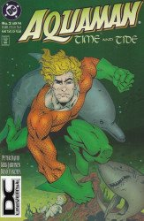 DC Comics's Aquaman: Time & Tide Issue # 2b
