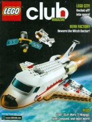 LEGO Systems's LEGO Club Magazine Issue sep/oct 2011