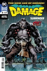 DC Comics's Damage Issue # 9