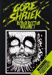 Rough House Publishing's Gore Shriek: Resurrectus Special # 1c