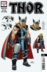 Marvel Comics's Thor Issue # 3 - 3rd print