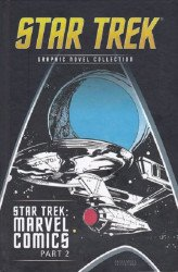 Eaglemoss Publications Ltd.'s Star Trek: Graphic Novel Collection Hard Cover # 19