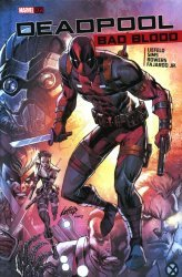 Marvel Comics's Deadpool: Bad Blood Hard Cover # 1