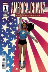 Marvel Comics's America Chavez: Made in the USA Issue # 1