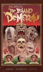 IDW Publishing's H.G. Wells' Island of Dr. Moreau Hard Cover # 1
